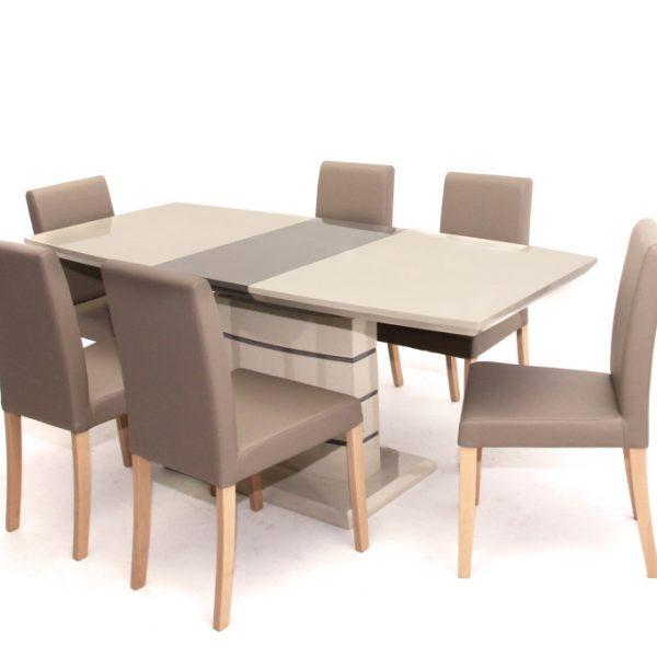 Aurél asztal-Kanzo szék